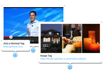 Media Tags on Images