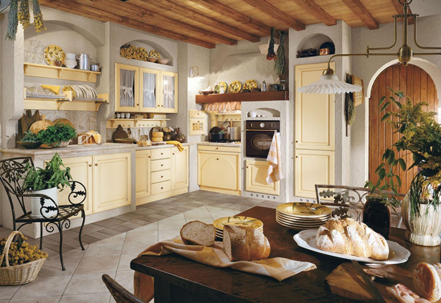 Immagini di cucine country
