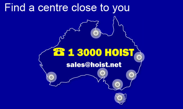 Contact Hoist Hydraulics Queensland